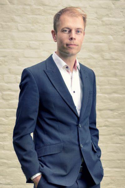 Advocaat Bart Van Besien