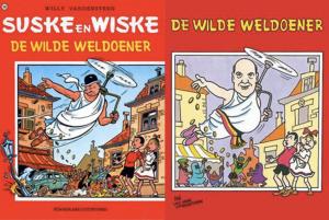 Deckmyn t. Vandersteen parodie auteursrecht
