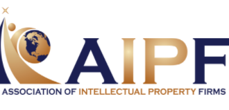 Logo AIPF - Association of Intellectual Property Firms