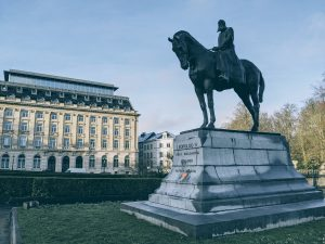 Verwijderen van standbeelden - Leopold II